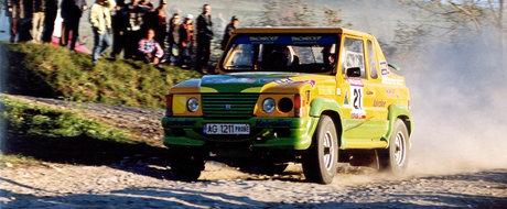 Victoriile si rezultatele remarcabile obtinute de automobilele ARO in anii '70-'90