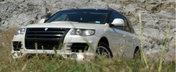 VIDEO cu VW Touareg V8 by KYD