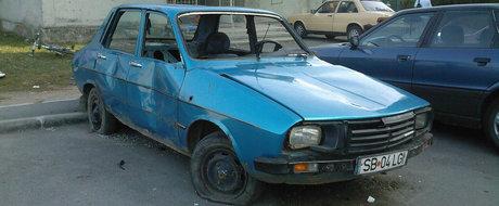 VIDEO: Cum se faceau testele de impact pe vremuri, in Romania, pentru masinile Dacia