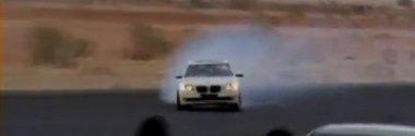 Video: Drifturi cu noul BMW Seria 7!