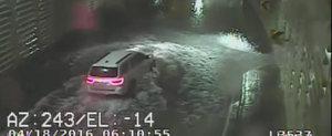 VIDEO: O soferita din Houston, Statele Unite, intra intr-un tunel inundat si moare inecata
