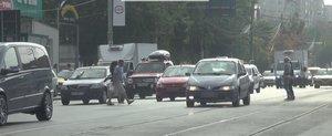 VIDEO: Politia a incasat 21.000 de lei in 2 zile in urma unei noi actiuni cu masini fara insemne
