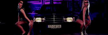 VIDEO: Vechiul Mercedes 190 devine noul favorit al rapperilor
