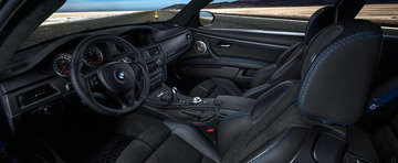 Vilner pune la punct interiorul unui BMW M3 E92 Coupe