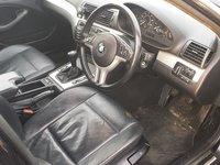 Vind interior din piele neagra bmw seria 3 e46 touring,DEZMEMBREZ-PIESE BMW E46