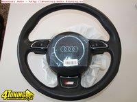 Volan Audi S line Original 2012 compatibil cu orice Audi dupa 2008