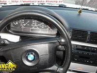Volan BMW E46 facelift 4 spite cu airbag