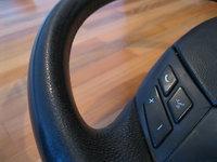 Volan Bmw piele 3 spite + airbag+comenzi Bmw seria 5 E60 E61