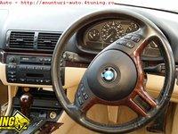 Volan BMW seria 3 E46 cu Mahon si Comenzi