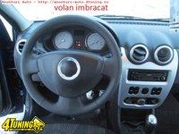 Volan imbracat piele Dacia Logan faza 2 1 Renault Clio Symbol Sandero