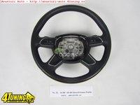 Volan Original Audi A6 4G A7 A8 4H Lemn Comenzi Padele