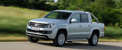 Volkswagen Amarok debuteaza in Europa. Costa sub 25.000 Euro
