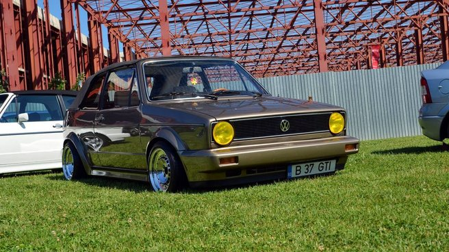 volkswagen golf karmann cabrio 1686. Black Bedroom Furniture Sets. Home Design Ideas
