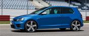 Volkswagen Golf R: Noi imagini cu hot-hatch-ul german