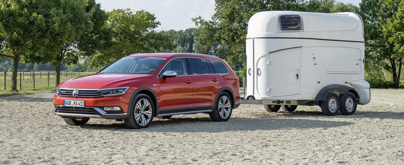 Volkswagen ne reaminteste de-al sau Passat Alltrack cu 28 de noi fotografii