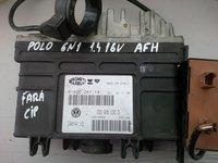 volkswagen polo 6n1 1.4 16v afh 030906030D MAGNETI MARELLI 6160026114