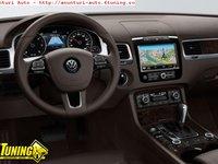 Volkswagen RNS850 harta Romania Europa 2015 VW Touareg harti RNS850