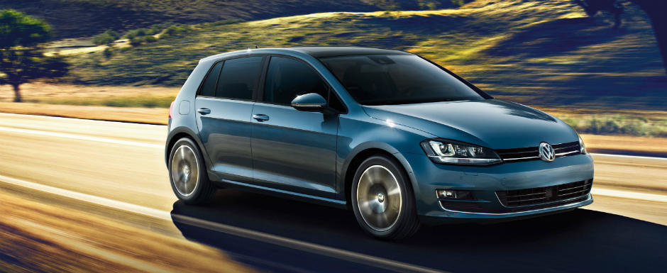 Volkswagen-ul Golf surclaseaza din nou Renault-ul Clio si Dacia Sandero in topul preferintelor europenilor