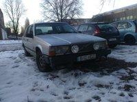 Volvo 744 D24 T 1986