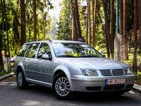 VW Bora 1.9 TDI AJM 2001