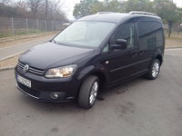 VW Caddy 1.6 cr tdi 2013
