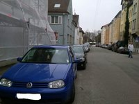 VW Golf 1,4 16valve 2001