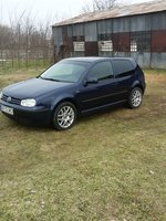 VW Golf 1.6 16 valve 2001