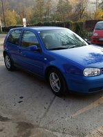 VW Golf 1.9 TDI 1998