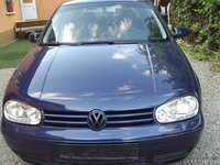 VW Golf 4MOTION 4X4 2002