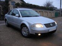 VW Passat 1,9tdi 2002
