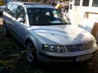 VW Passat 1.9TDI Clima 116cp Break 2000