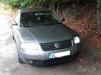 VW Passat 2.5 tdi 4motion 2003