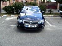 VW Passat BMR 2007