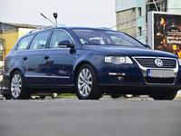VW Passat R-Line 2009