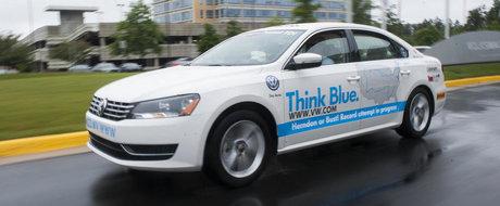 VW Passat TDI intra in Cartea Recordurilor cu cel mai mic consum de carburant