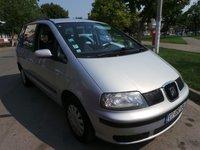 VW Sharan Alhambra 1.9TDI Clima 2001