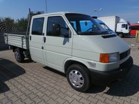 VW T4 - 1.9TD Camioneta Mixta Doka Pritsche cu Lada