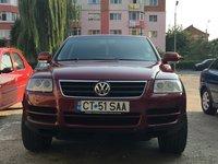 VW Touareg 7L bac 2005