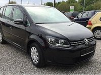 VW Touran 1.6 TDI 2011