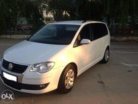 VW Touran 2.0 TDI 2008