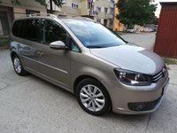 VW Touran 2.0TDi Extra-Full 2012