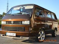 VW Transporter 2.1 benzina 1988