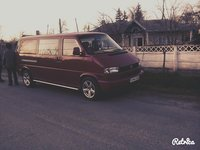 VW Transporter 2.5 TDI 2001