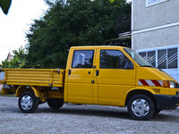 VW Transporter Doka 2.5D, 1999