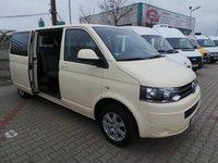 VW Transporter T5 CARAVELLE 2011