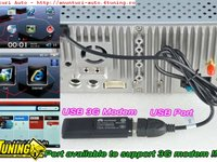 W2 D778Y Navigatie Witson Dedicata Hyundai Santa Fe GPS CARKIT IPOD TV