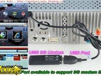 W2 D9848Z Navigatie Witson Dedicata Mitsubishi Outlander DVD GPS Auto CARKIT TV