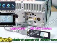W2 D9857Z Navigatie Witson Dedicata Mitsubishi ASX DVD GPS AUTO CARKIT TV