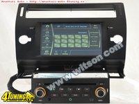 W2 D9954CI Navigatie Witson Dedicata CITROEN C4 DVD GPS Auto CARKIT