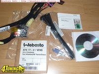 Webasto kit upgrade incalzire aux VW Touran Sharan